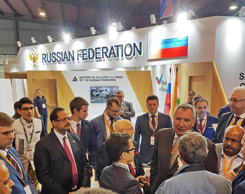 Рогозин провел переговоры спремьер-министром Индии